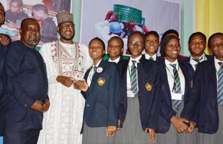 DG, SMEDAN and winners of the 2019 Sage Competition in Nigeria, they will be representing Nigeria in the USA later this year